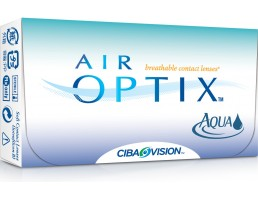Ciba Vision Air Optix Aqua (6 čoček)