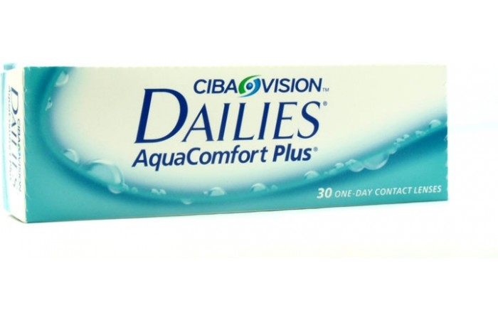 Ciba Vision Daillies AquaComfort Plus