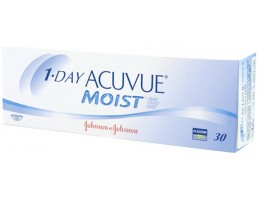 Johnson & Johnson Acuvue 1 Day Moist (30 čoček)