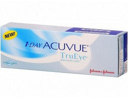 Johnson & Johnson Acuvue 1 Day TruEye (30 čoček)